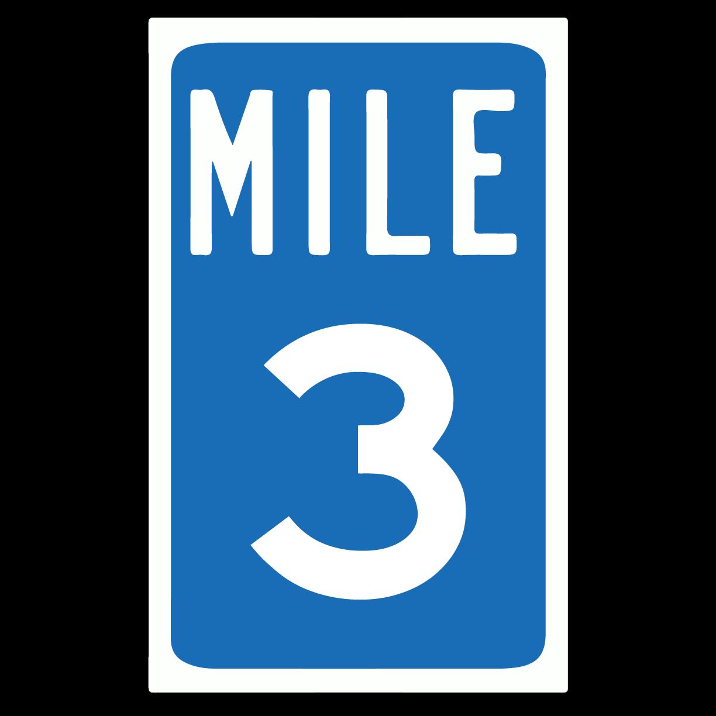 Mile 3