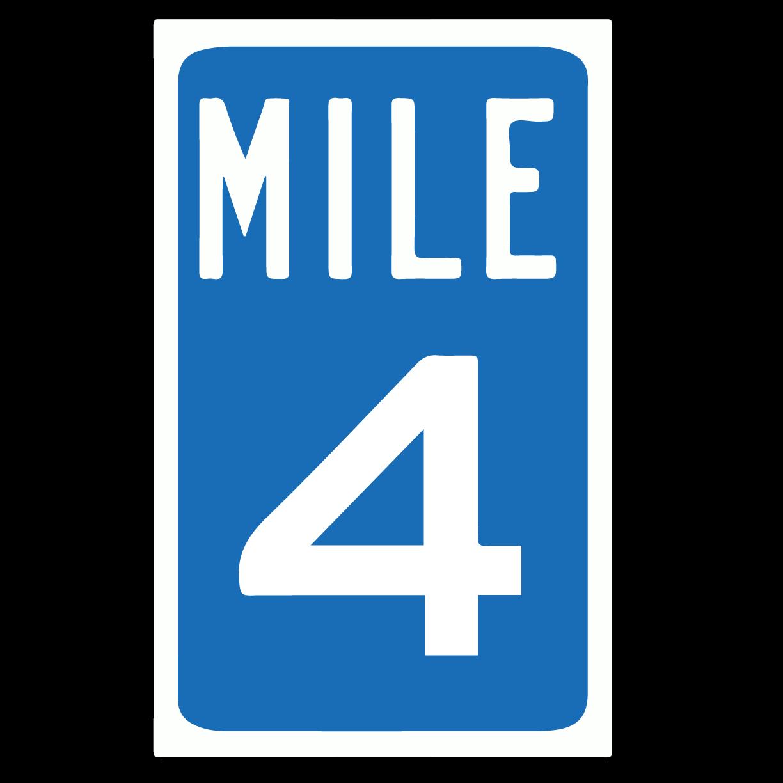 Mile 4